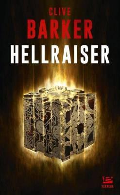 Couverture de Hellraiser de Clive Barker