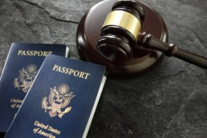 Your Passport and IRS