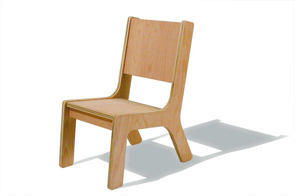Aero Kids Chair  Sodura