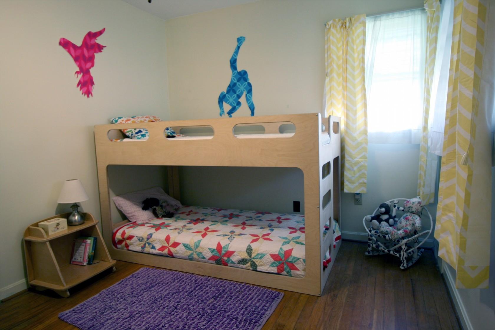 Low Loft Bed  Sodura
