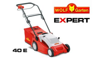 Wolf Garten Expert 34 E Elektro Rasenmäher Wolfs Beste Elektromäher