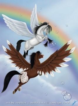 Pegasus & Roxy | Native Lights