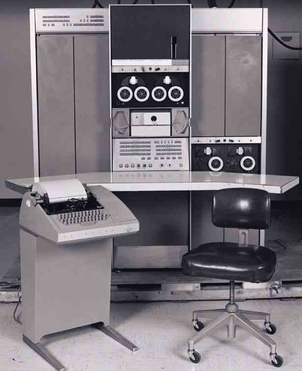 The Digital Equipment Corporation Pdp 7 Computer