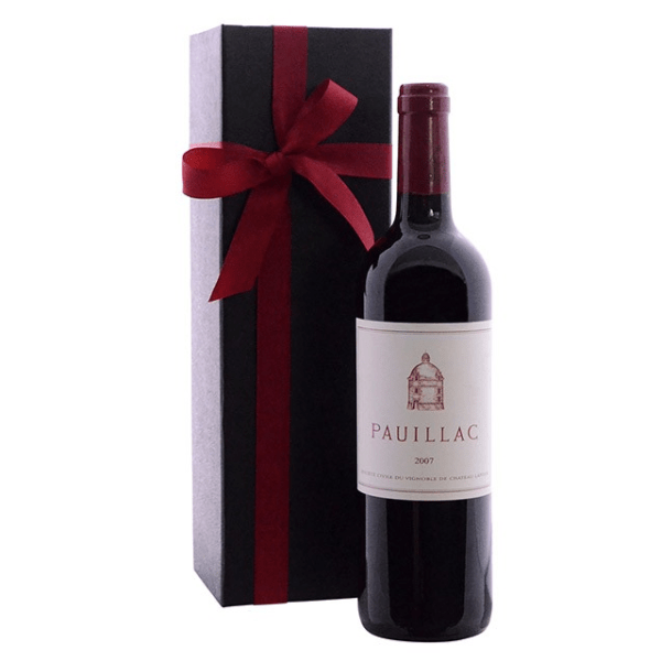Wine with Giftbox