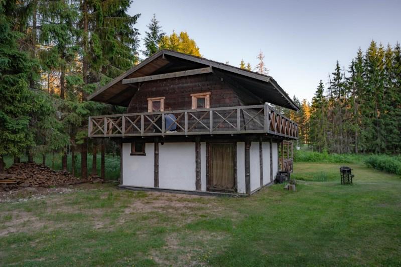 Saunamaja (Sauna)