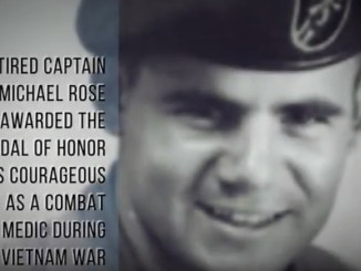 CPT (R) Gary Rose to be awarded the Medal of Honor.