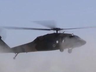 Video Afghan UH-60