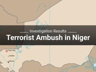 Niger Ambush Investigation