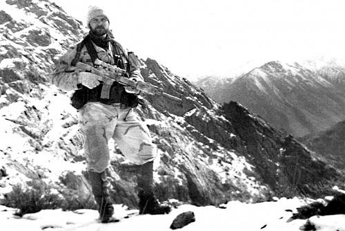 John Chapman Special Tactics Airman Medal of Honor Afghanistan