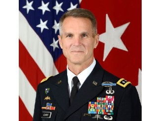 LTG Richard Clarke has been nominated to be the next commander of USSOCOM. Official photo, DoD, August 9, 2017.