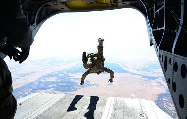 10th SFGA HALO Jumper