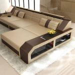 White Grey Leather Left Hand Chase Sofa Set 2pcs American Eagle Ae L343r For Sale Online Ebay