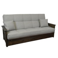 Boston Futon Sofa Bed | 3 seat Click Clack | Buy Direct ...