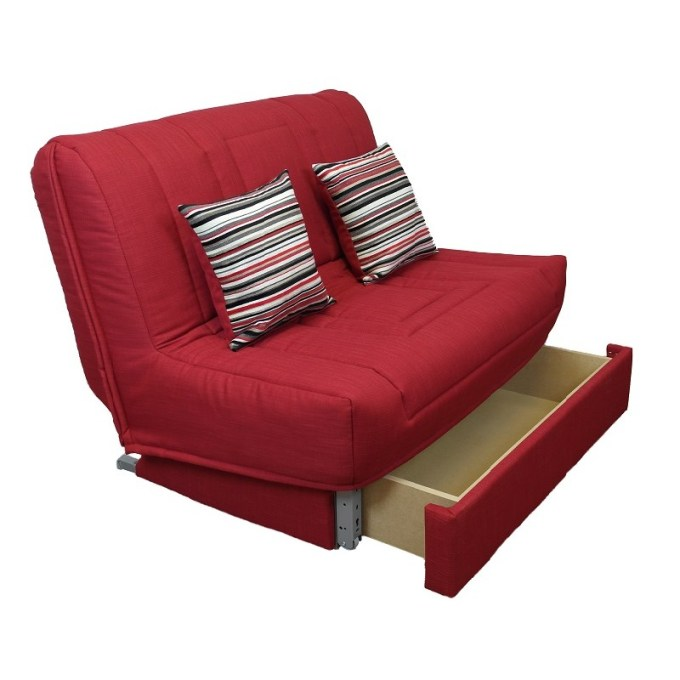 Compact Sofa Bed With Storage Catosferanet