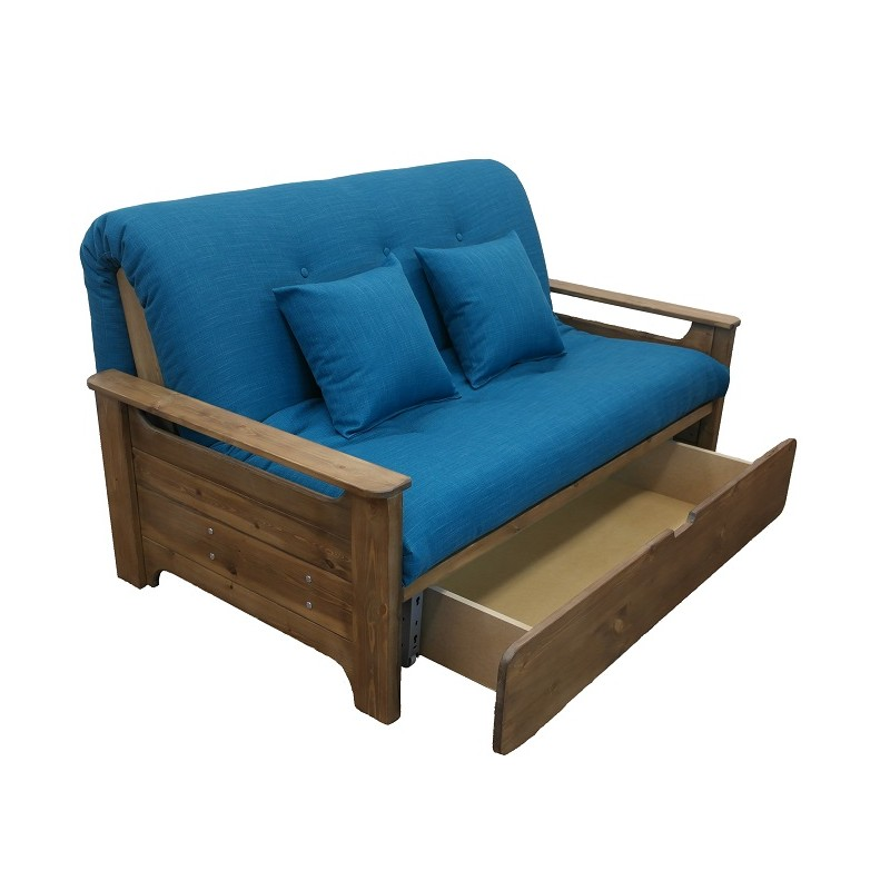 clic clac sofa bed with storage darrin 89 leather at jcpenney faringdon futon