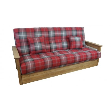 lilac fabric click clack sofa bed indonesia suppliers boston futon | 3 seat buy direct ...