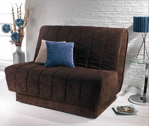 chair converts to bed fuzzy office cover easdale small sofa | superb sprung mattress design