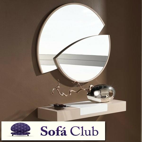 Espejo Recibidor Redondo Ref L110000