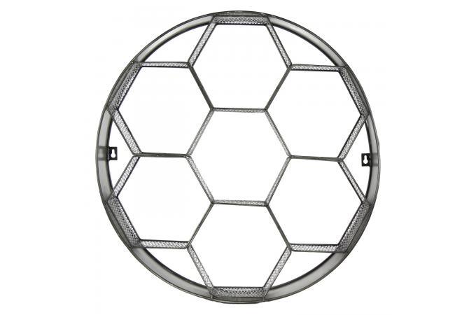 Etagère Filaire Ronde En Métal ROTONDE design sur SoFactory