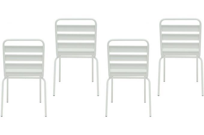 Chaises Exterieur Design Stunning Un Design Classique