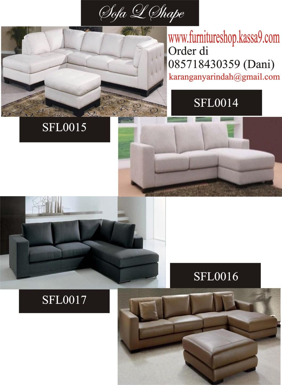 Harga Sofa L Shape Memsaheb Net
