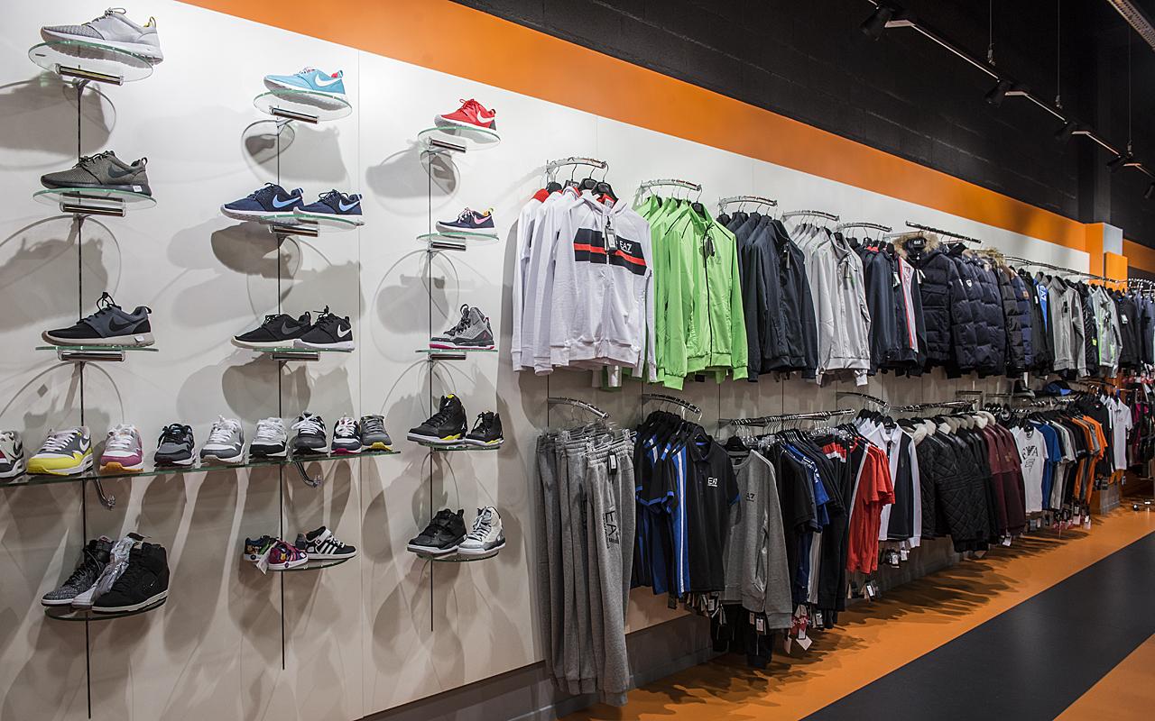 Agencement Magasin Sportswear Boutique Prt Porter