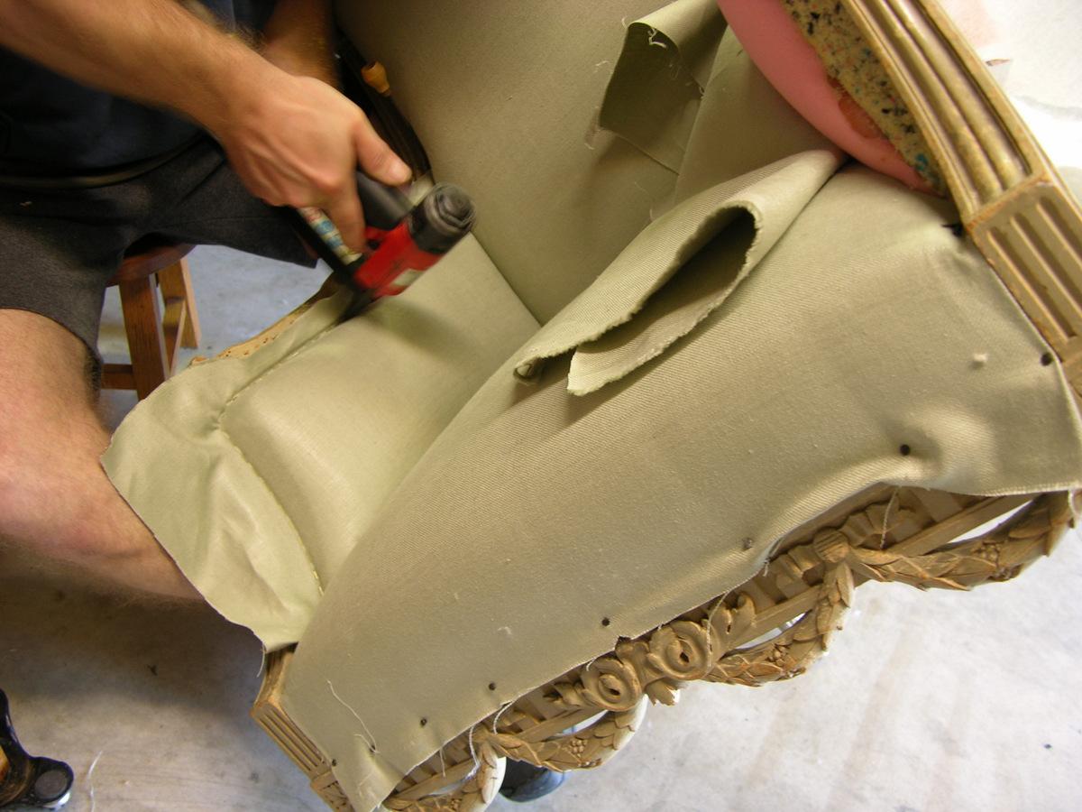 Upholstery Repairs  Sofa Doctor