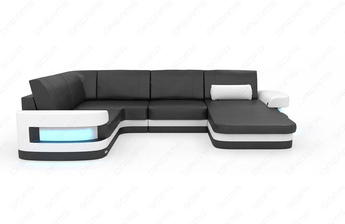 modern u shaped leather sofa sofas madrid centro javascript seems to be disabled in your browser