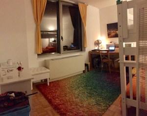 'Rainbow room'