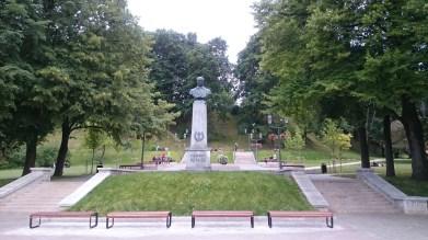 Pirogov Park - der einzige Ort in Tartu, an dem man öffentlich Alkohol trinken darf