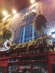 Der berühmteste Pub im Temple Bar-Viertel: die Temple Bar!