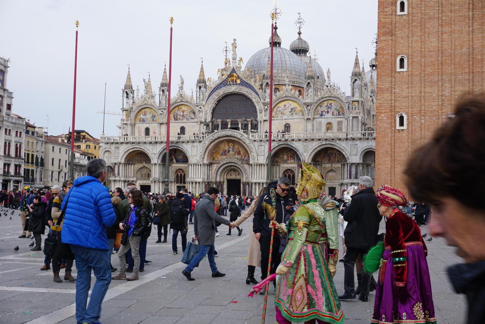 Carnevale in Venedig