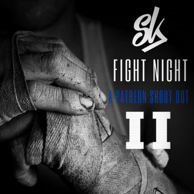 sofa king podcast patreon dimensions of a double bed shout out super especial show ii sk fight night 2
