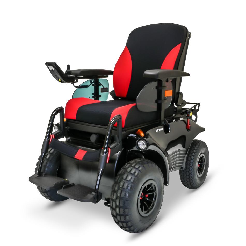 fauteuil roulant electrique meyra optimus 2