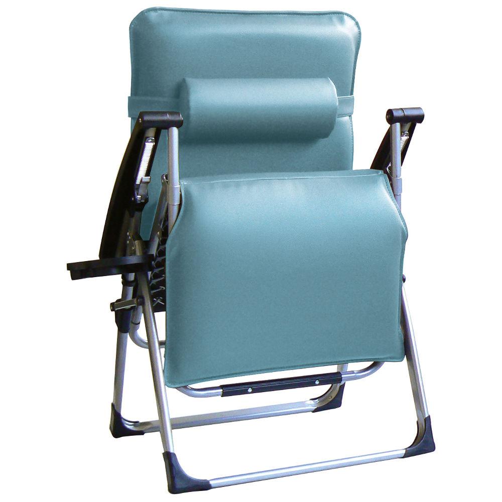 fauteuil relax pliant clem