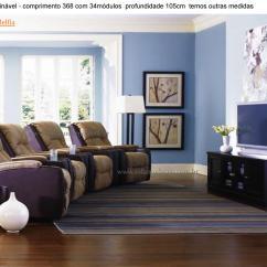 Sofas Modernos Para Sala De Tv Shaker Sofa Beds Sofá Home Estofado Confortável Theater