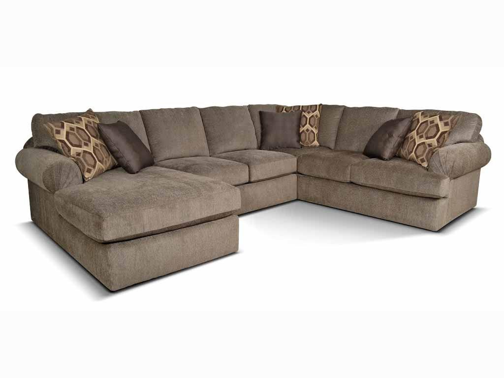 abbie right chaise sectional sofa with large cushions by england chesterfield leather northern ireland sofas and more
