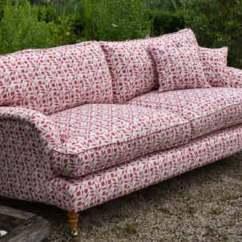 Patterned Sofas Uk Leona 3 Seater Recliner Sofa Bespoke Made To Order Furniture Large
