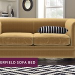 Fabric Chesterfield Sofa Beds Luxury Tufted Styles Sofas By Saxon
