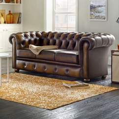 Chesterfield Sofa Black Velvet Baxton Bed Winchester 3 Seater - From Sofas By Saxon Uk