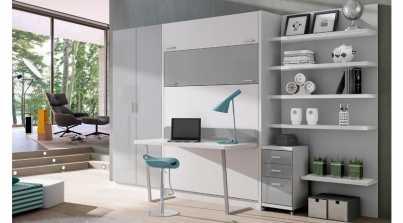 Muebles cama abatibles en vertical  Sofas Cama Cruces