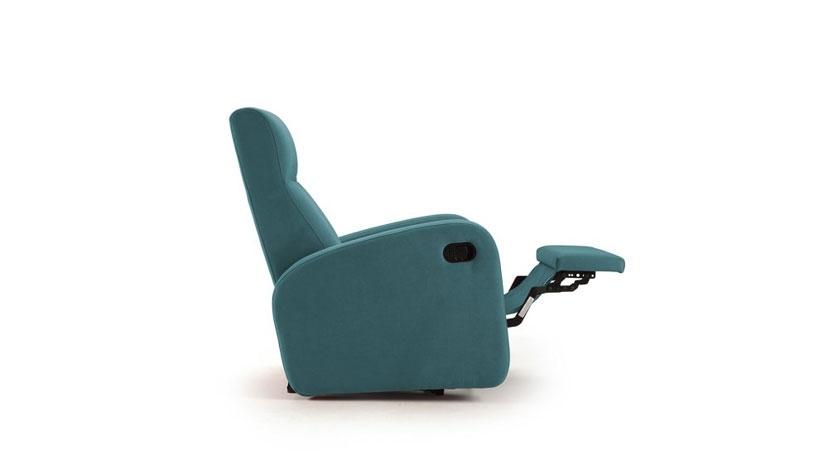 Silln relax reclinable con palanca exterior  Sofas Cama