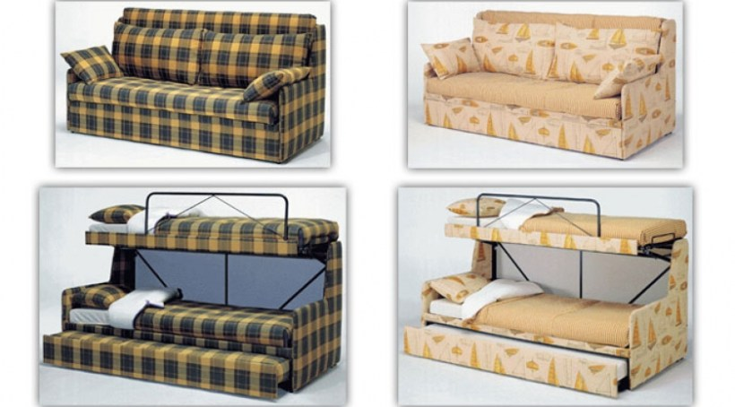 Sofa litera precio mexico for Sofa cama individual plegable mexico