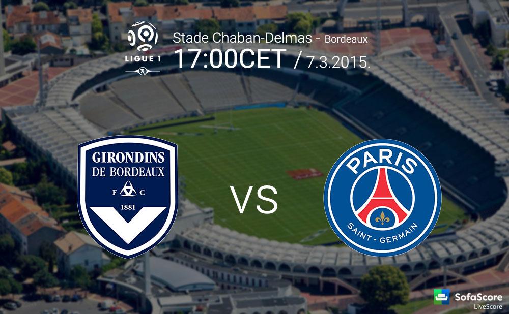 sofascore paris saint germain blu dot sofa bed review bordeaux vs st. match preview: ligue 1 28th ...