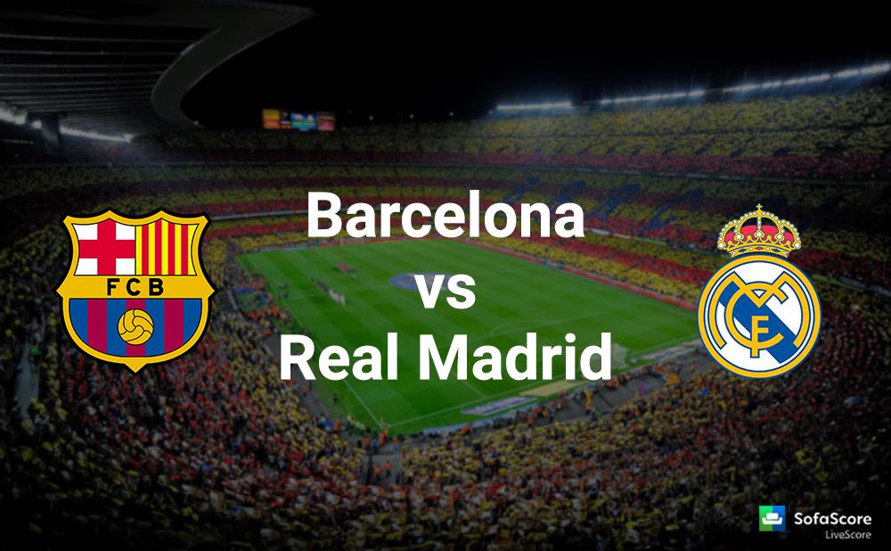 live sofascore unfinished sofa table barcelona vs real madrid match preview: primera liga bbva ...