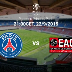 Sofascore Paris Saint Germain Kivik Sofa Cover Leather Vs Guingamp – Match Preview And Live ...