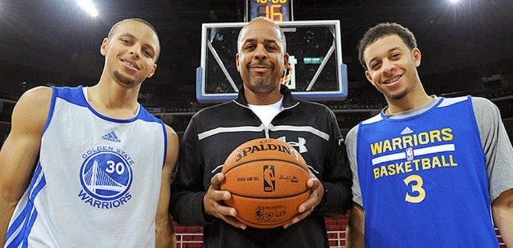 Believe It Or Not But His Real Name Is Wardell Stephen Dell Curry I He The Former Player Of Utah Jazz Picket As 15th In Nba Draft 1986