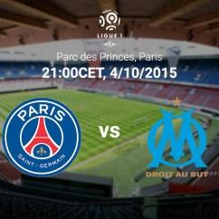 Live Sofascore Sectional U Shaped Sofas Paris Saint Germain Vs. Marseille – Match Preview And ...