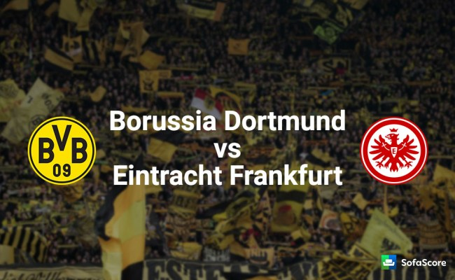 Borussia Dortmund Vs Eintracht Frankfurt Match Preview