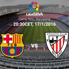 Behind The Sofa Table Living Room Ideas With Tan Leather Sofas Barcelona Vs Athletic Bilbao – Match Preview, Live Stream ...